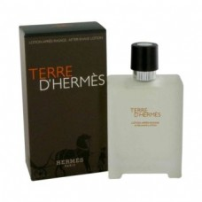 Лосьон после бритья Hermes Terre D'Hermes after shave lotion