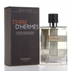 Hermes Terre D'Hermes edition Limitee Flacon H Bottle Limited Edition