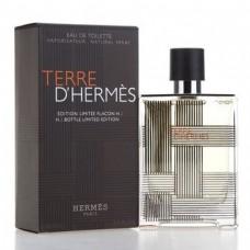 Hermes Terre D'Hermes edition Limitee Flacon H Bottle Limited Edition