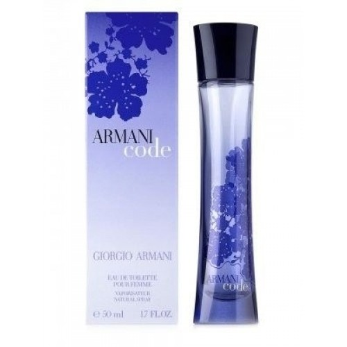 Giorgio Armani Code pour Femme eau de toilette
