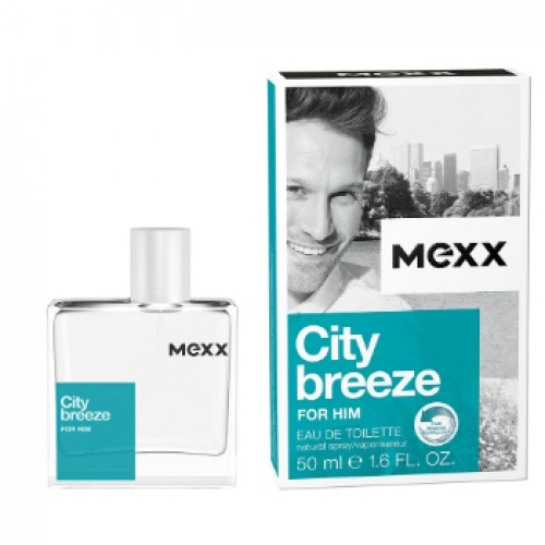 Mexx City breeze for him
