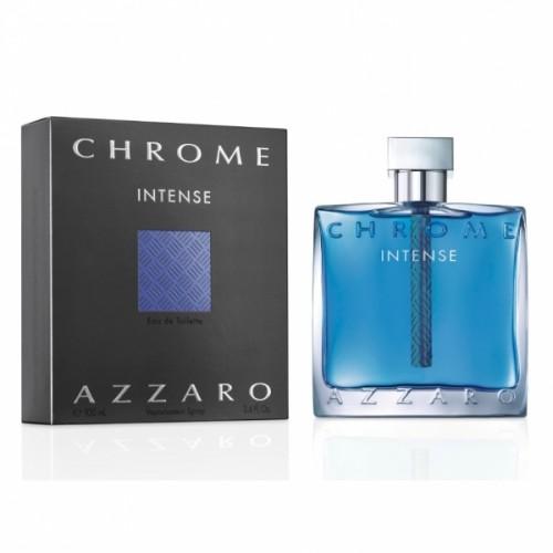 Azzaro Chrome Intense