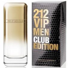 Carolina Herrera 212 VIP Club Edition for men