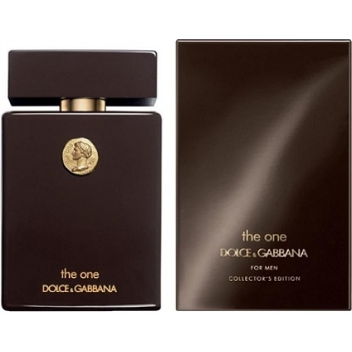 Dolce & Gabbana The One for Men collector's 2014
