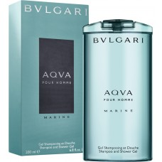 Гель-душ Bvlgari Aqva Marine shower gel