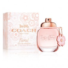 Coach New York Floral