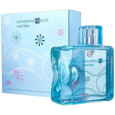 Mandarina Duck Woman Cute Blue