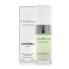 Chanel Cristalle eau verte concentree