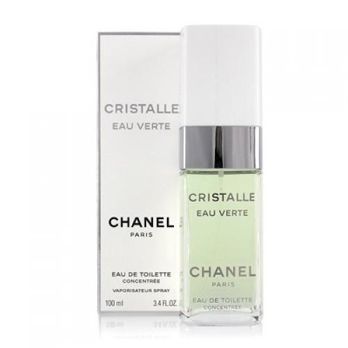 Chanel Cristalle eau verte concentree