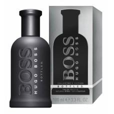 Hugo Boss man №6 collector's edition bottled