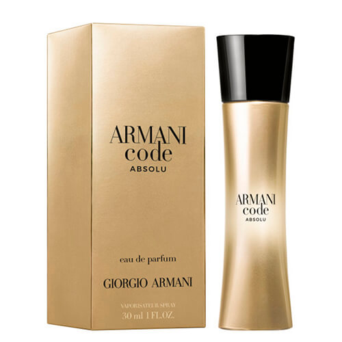 Парфюмерная вода Giorgio Armani Code Absolu pour Femme