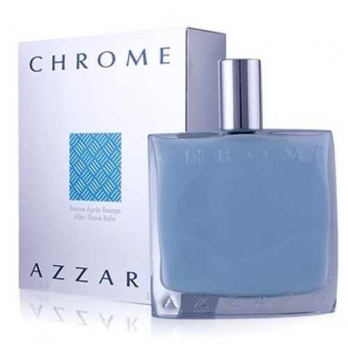 Бальзам после бритья Azzaro Chrome after shave balm