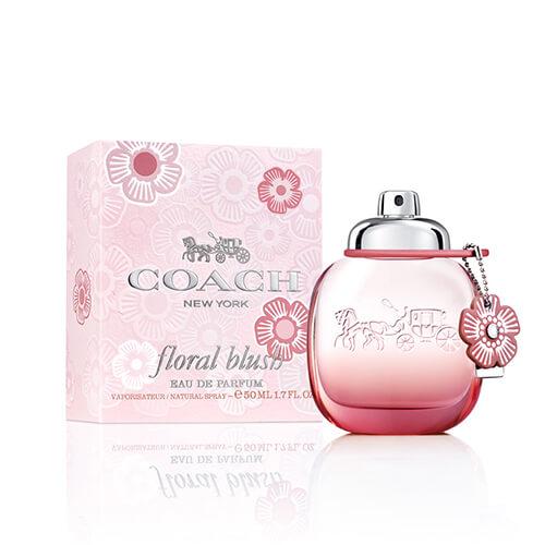 Парфюмерная вода Coach New York Floral Blush