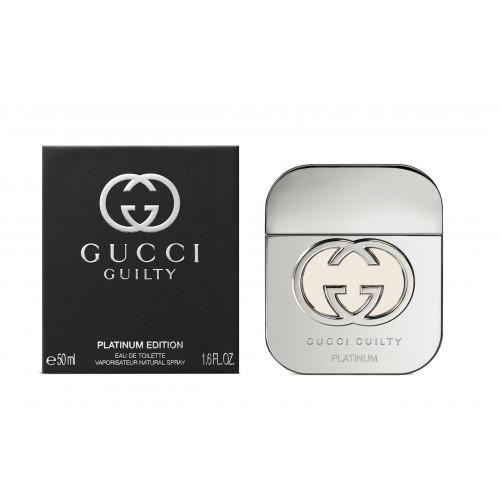 Gucci Guilty Platinum Edition