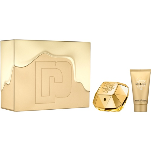 Paco Rabanne Lady Million set набор