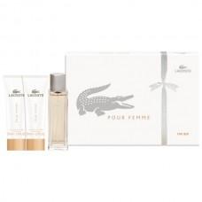 Lacoste Pour Femme 2012 eau de parfum set