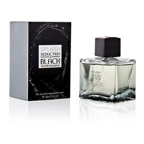 Antonio Banderas Seduction Splash In Black