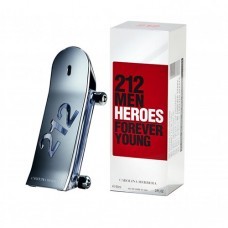 Carolina Herrera 212 Men Heroes