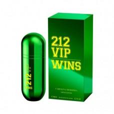 212 VIP Wins Carolina Herrera