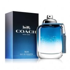 Coach New York Blue