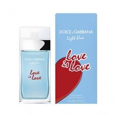 Dolce & Gabbana Light Blue Love Is Love Pour Femme
