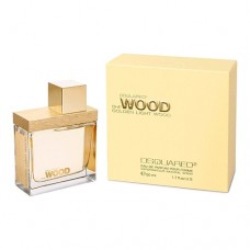 Dsquared 2 she wood Golden Light Wood