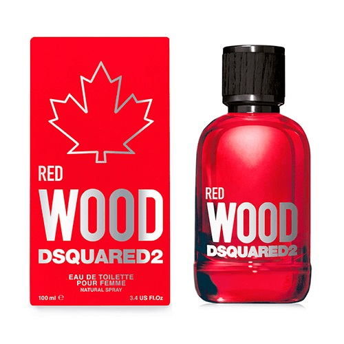 Dsquared 2 Wood Red pour femme